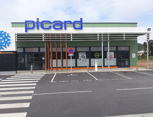 CREATION D'UN MAGASIN PICARD
