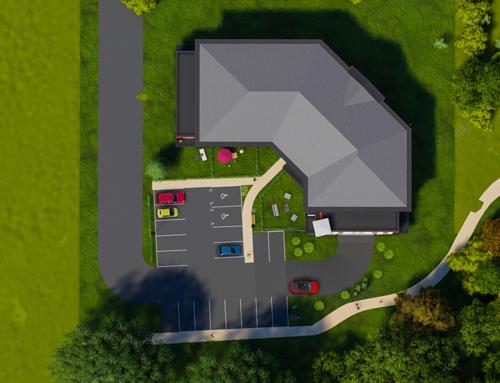 Projet d'un bâtiment de logement collectif de 22 appartements